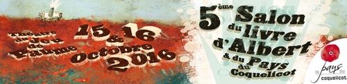 """Afficher """"5ème salon du livre d'Albert et du Pays du Coquelicot"""""""